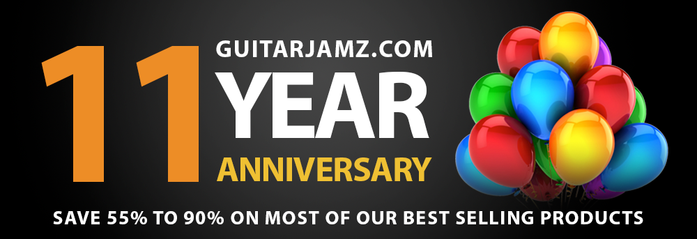 GuitarJamz - FREE Lessons for ALL levels by Marty Schwartz